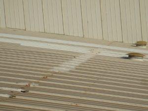 פגמים בגג פנלים