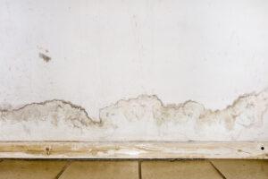 איתור רטיבות בקיר חיצוני