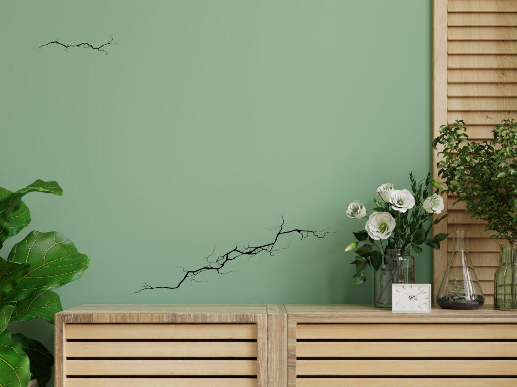 סדקים בקירות בית חדש